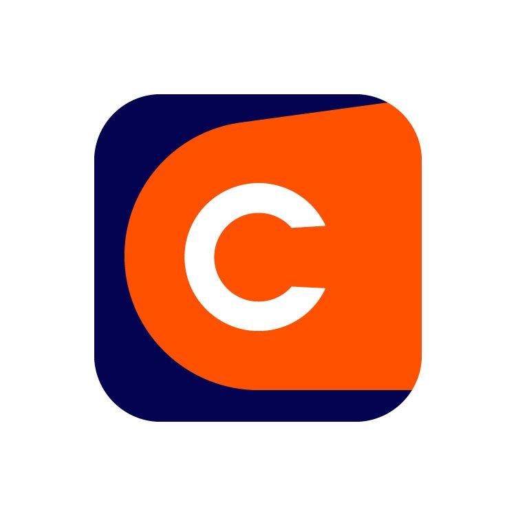 mobile logo - Crowdcube rebrand