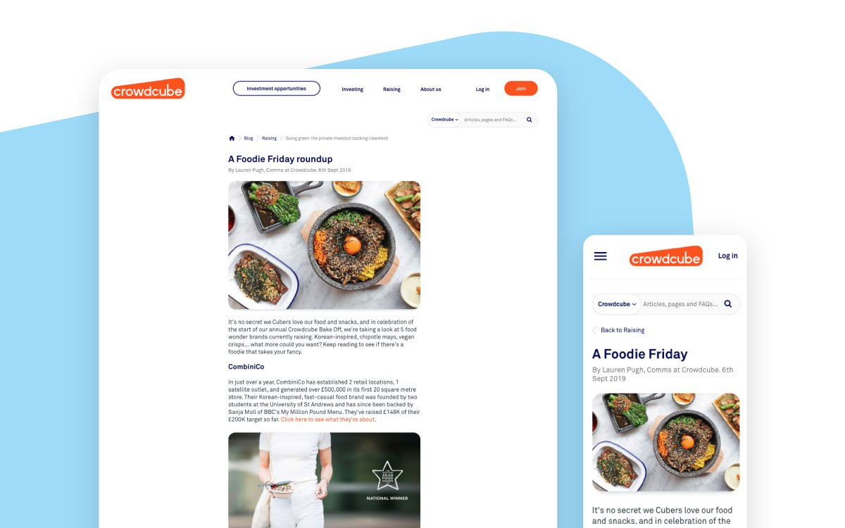 article top - - Crowdcube blog design