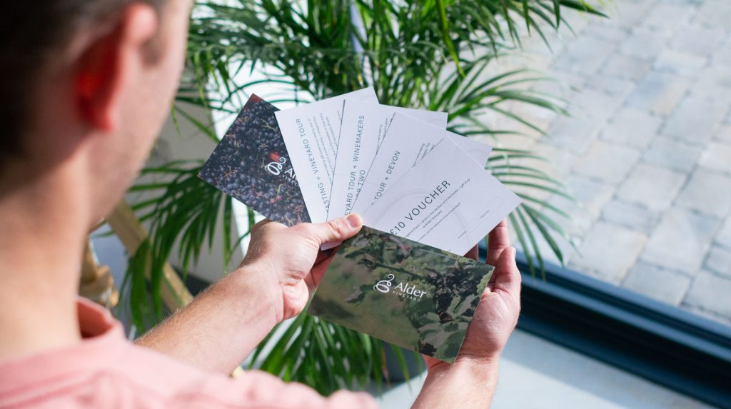 cover - gift vouchers