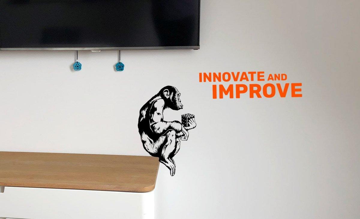 Wall art - Crowdcube company values